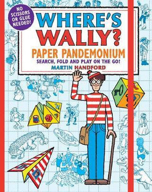 Wheres Wally? Paper Pandemonium Bk