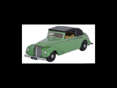 OX Armstrong Siddeley Hurricane Closed Green
