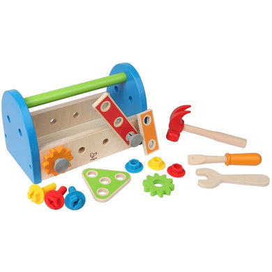 Hape Fix It Tool Box