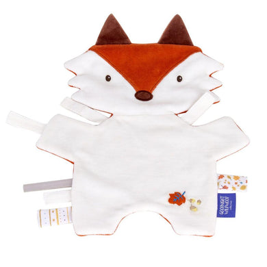Fox Flat Comforter Taggies