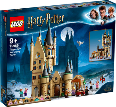 Lego Potter Astronomy Tower 75969