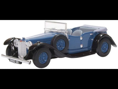 OX Alvis Speed 20 Blue