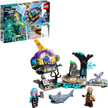 Load image into Gallery viewer, Lego Hidden JB's Submarine 70433