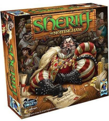 Sheriff of Nottingham Game