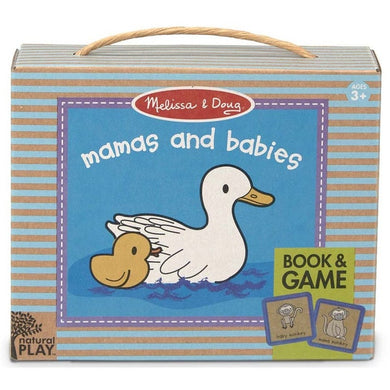 MD Book & Game Mamas & Babies