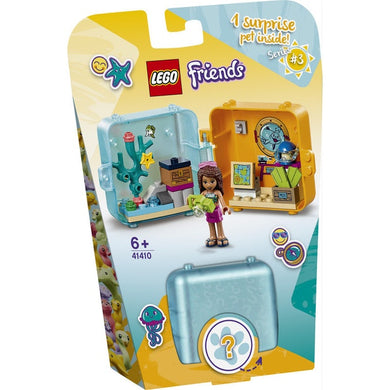 Lego Friends Andreas Summer Cube 41410