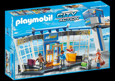 Playmobil Airport Control Tower