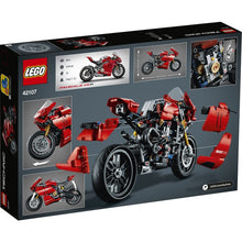 Load image into Gallery viewer, Lego Technic Ducati Panigale V4 42107