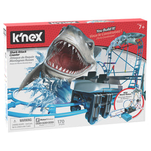 Knex Table Top Shark Attack
