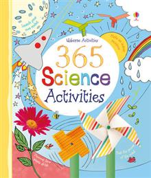 365 Science Activities Bk