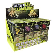 Jurassic 3D Excavation Ass
