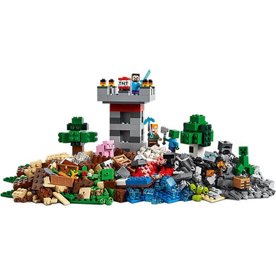 Lego MC The Crafting Box 3.0 21161