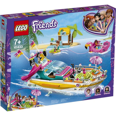 Lego Friends Party Boat 41433