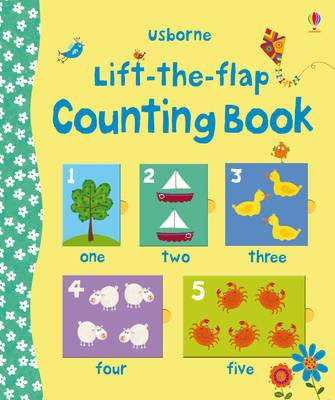 Usborne Lift Flap Counting Book