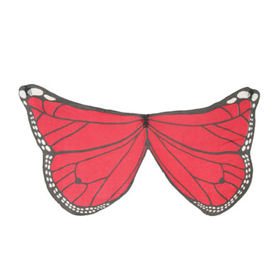 Butterfly Wing Red