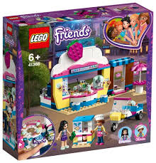 Lego Friends Olivias Cupcake Cafe 41366
