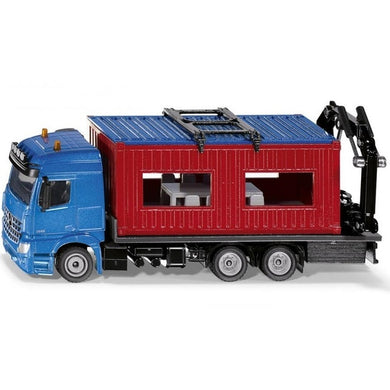Siku 3556 Mercedes Truck with Container