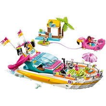 Load image into Gallery viewer, Lego Friends Party Boat 41433