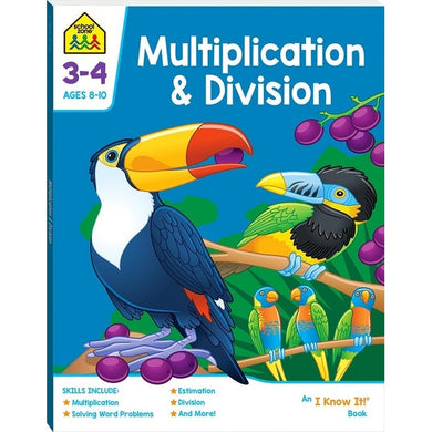 SZ Multiplication & Division 20
