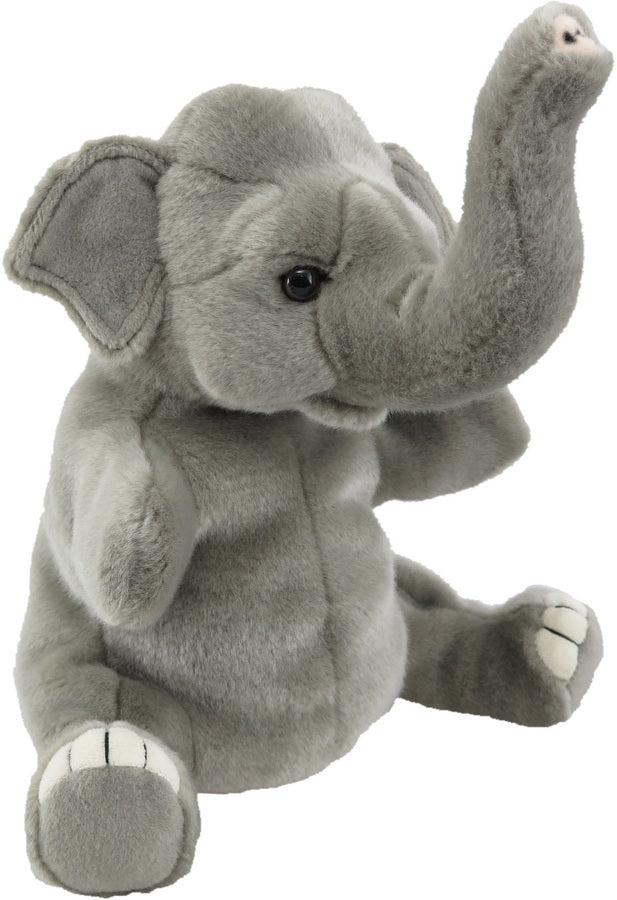 AM Elephant Puppet