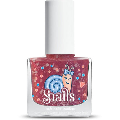 Snails Nail Polish Candy Cane