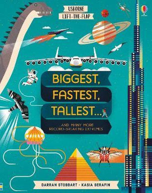 LTF Biggest Fastest Tallest