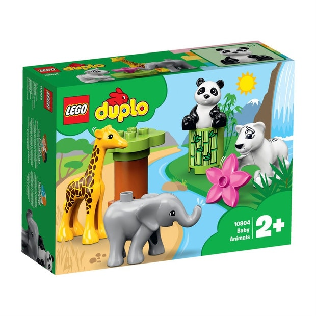 Lego Duplo Baby Animals 10904