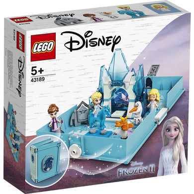 Lego Disney Elsa and Nokk Storybook 43189