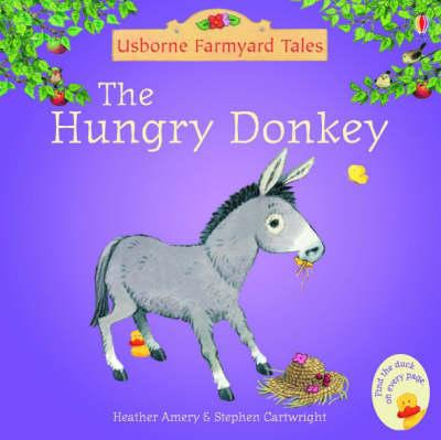 Hungry Donkey Mini bk