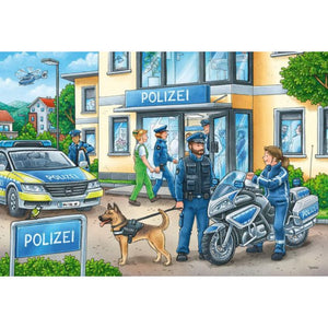 RB Police At Work 2x24pc