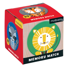 Mini Memory Game Animals