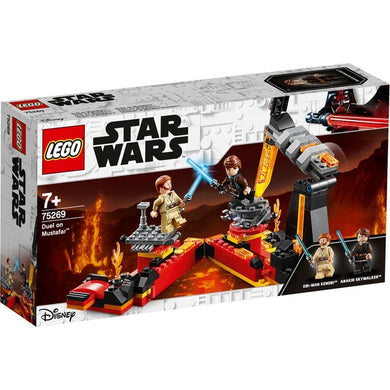 Lego SW Duel on Mustafar 75269