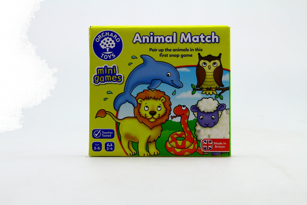 OC Animal Match Minigame