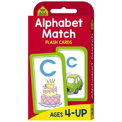 SZ Flash Cards Alphabet Match
