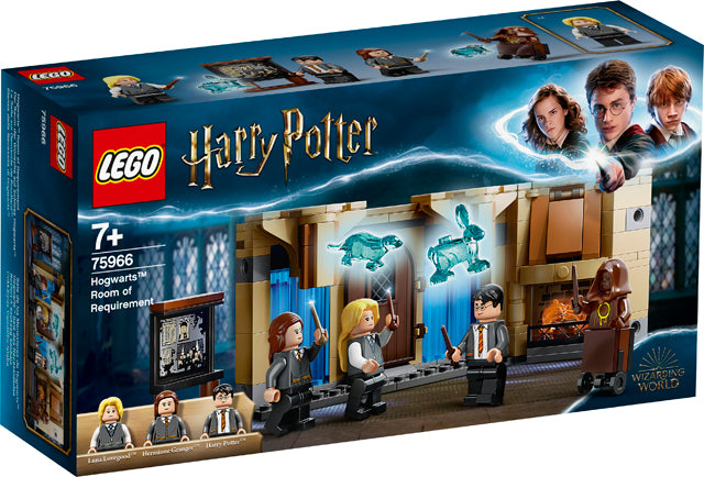 Lego Potter Room of Requirement 75966