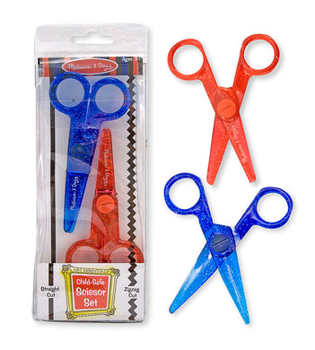 MD Child Safe Scissors x2