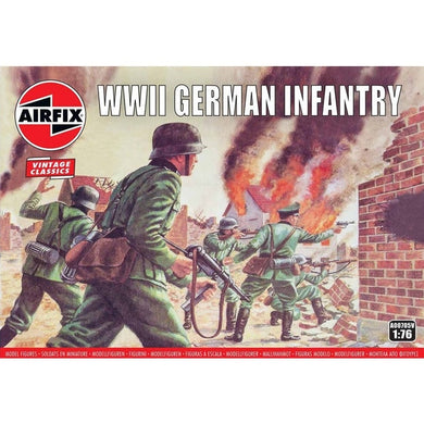 AFX 1:76 WWII German Infantry