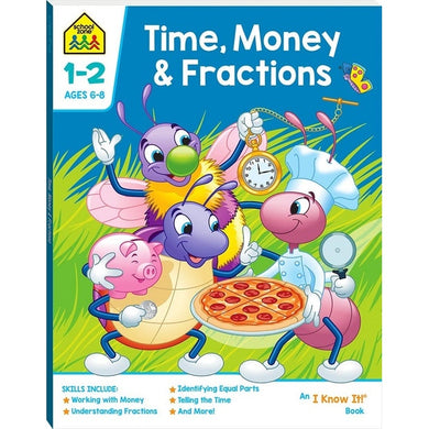 SZ Time, Money and Fractions