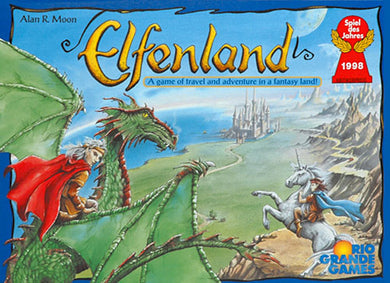 Elfenland Game