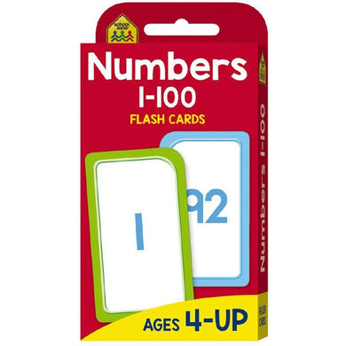 SZ Flash Cards 1-100