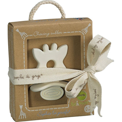 So Pure Sophie Giraffe Natural Teether