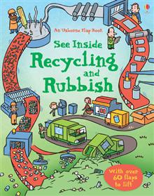 See Inside Recycling and Rubbish Bk