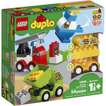 Load image into Gallery viewer, Lego Duplo My First Car Creations 10886