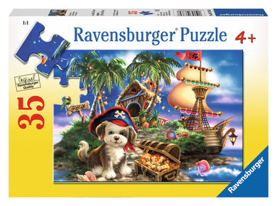 RB Puppy Pirate 35pc