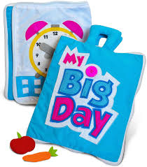 My Big Day Quiet Book