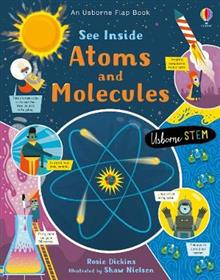 See Inside Atoms and Molecules Bk