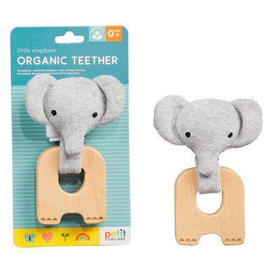 PC Little Elephant Organic Teether
