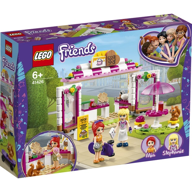 Lego Friends Heartlake City Cafe 41426