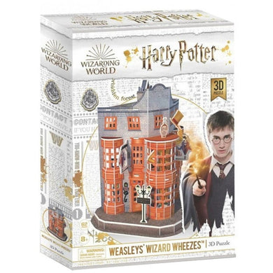 3D HP Weasleys Wizard Shop