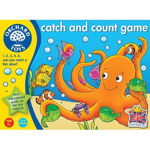 Catch & Count Orchard Toys